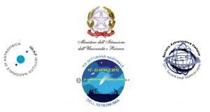 XIV Settimana Nazionale dell'Astronomia